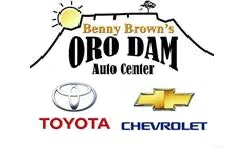 Oro Dam Auto Center Logo